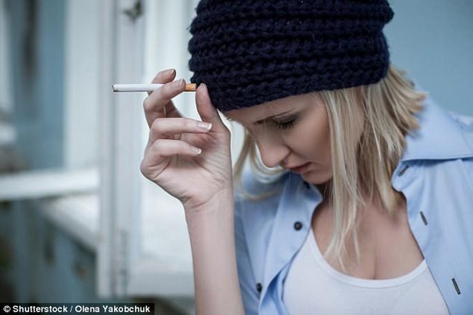 Thuốc lá khiến bạn dễ sợ hãi hơn! - Ảnh 1.