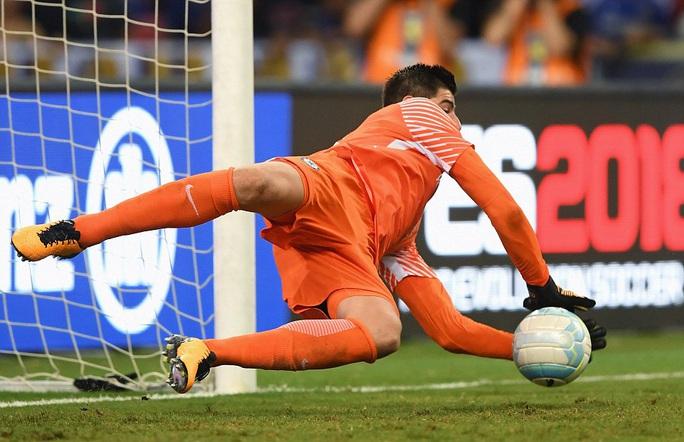 Morata tịt ngòi, Chelsea thua trận thứ 2 tại Singapore - Ảnh 3.