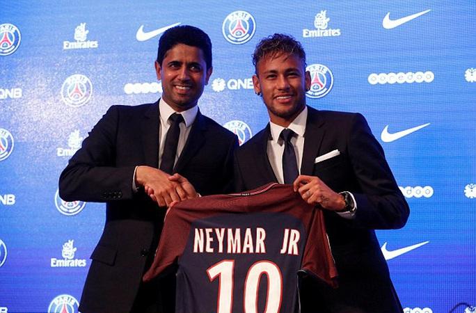 Neymar: Thật buồn khi mọi người nghĩ tôi đến PSG vì tiền - Ảnh 1.