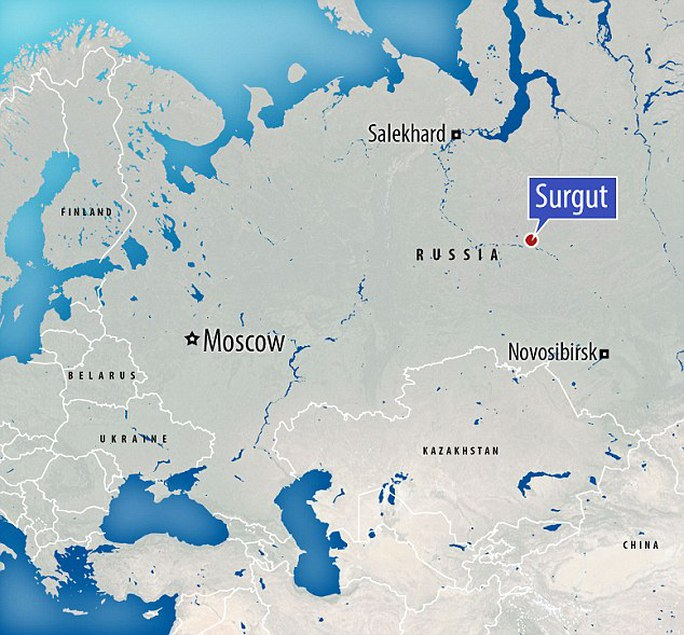 Nga: Bắn chết kẻ đâm chém loạn xạ ngoài đường - Ảnh 1.