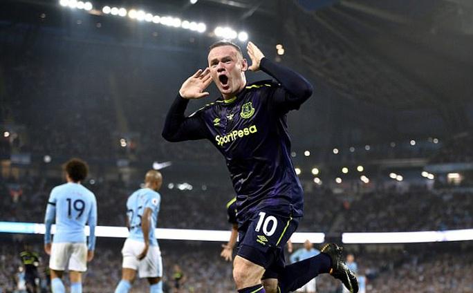 Rooney nhắc đến M.U sau khi ghi 200 bàn tại Premier League  - Ảnh 1.