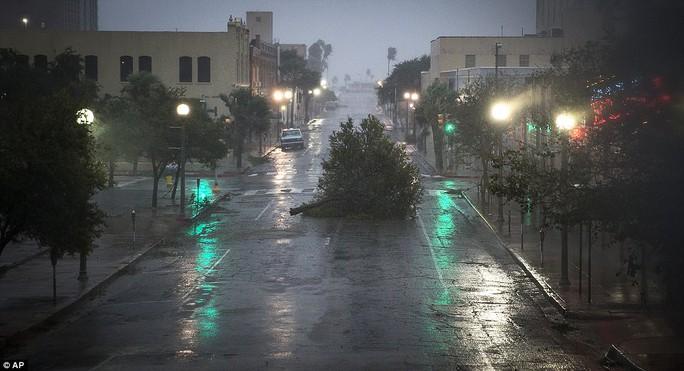 Cận cảnh đổ nát tại bang Texas sau siêu bão Harvey  - Ảnh 6.