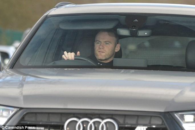 Rooney bị bắt vì lái xe trong tình trạng say rượu - Ảnh 1.