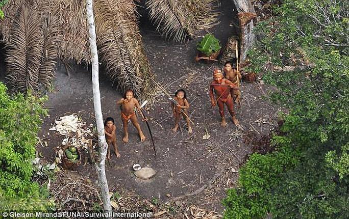 Vụ thảm sát chấn động sông Amazon, cư dân bộ lạc bị chặt xác ném sông - Ảnh 1.