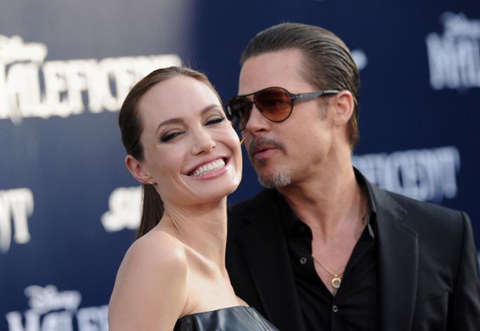 Cô và Brad Pitt chia tay để lại nhiều tiếc nuối cho người hâm mộ