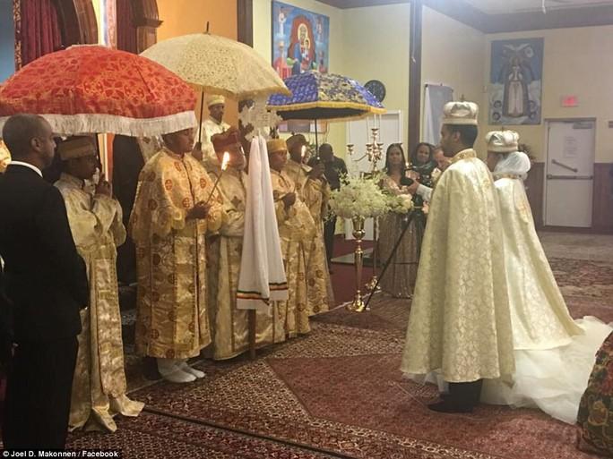 Đám cưới trong mơ của Hoàng tử Ethiopia - Ảnh 2.