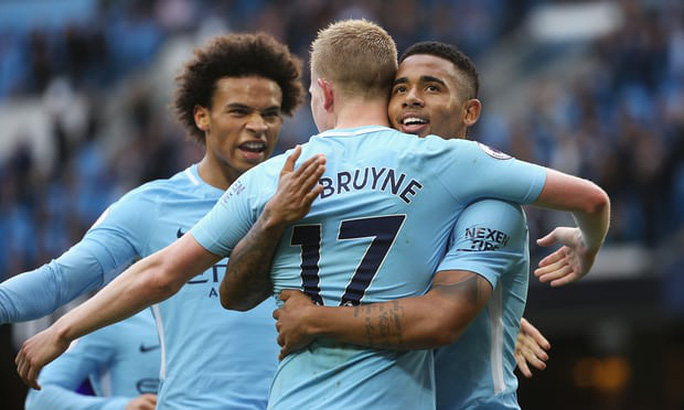 Vòng 8 Premier League: Chelsea thua sốc, Man City thắng Stoke 7 bàn - Ảnh 3.