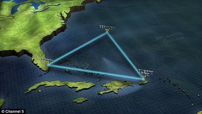 Tranh cãi về kim tự tháp ở tam giác quỷ Bermuda - Ảnh 3.
