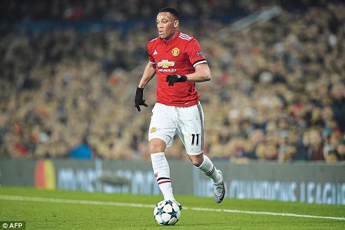 Martial trở lại tuyển Pháp sau hơn 1 năm vắng mặt - Ảnh 1.