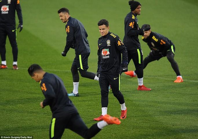 HLV tuyển Brazil: Tôi không có vấn đề gì với Neymar! - Ảnh 2.