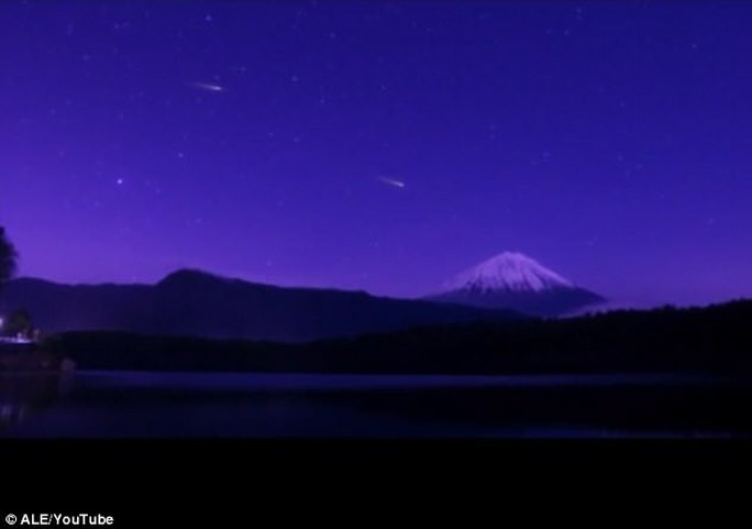 Nhật Bản chế tạo ra... mưa sao băng - Ảnh 3.