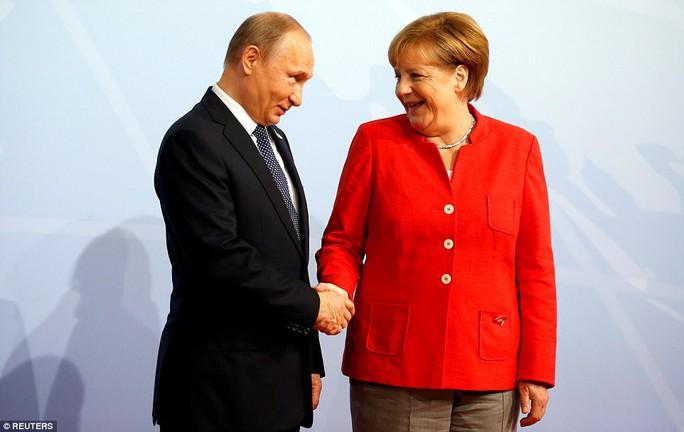 Tổng thống Mỹ - Nga lần đầu gặp nhau - Ảnh 8.