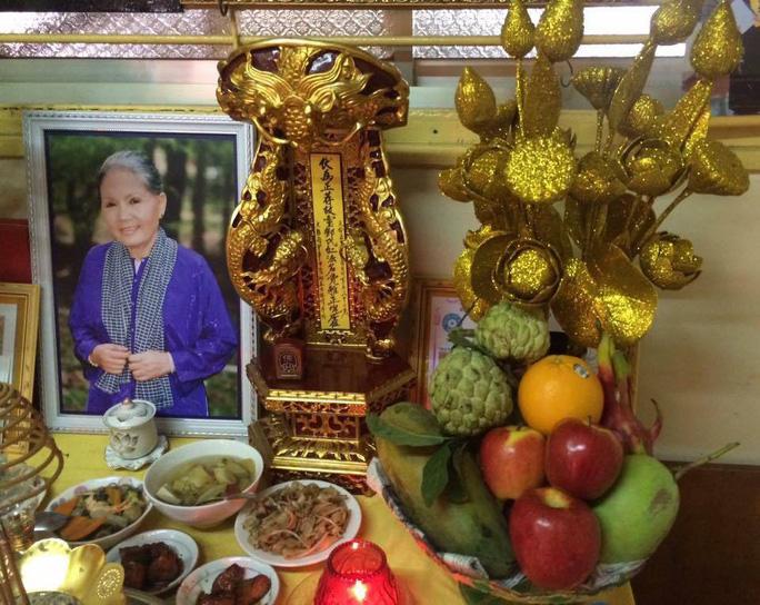 Gia đình sầu nữ Út Bạch Lan từ chối xin truy tặng danh hiệu NSND - Ảnh 1.