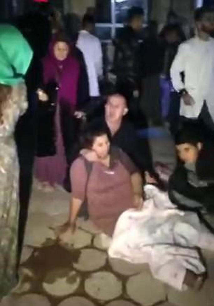 Động đất ở biên giới Iran - Iraq, hơn 210 người chết - Ảnh 4.