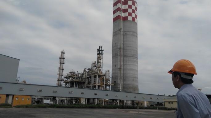 Nhà máy đạm Hà Bắc lỗ lũy kế khoảng 1.450 tỉ đồng Ảnh: HOÀI DƯƠNG