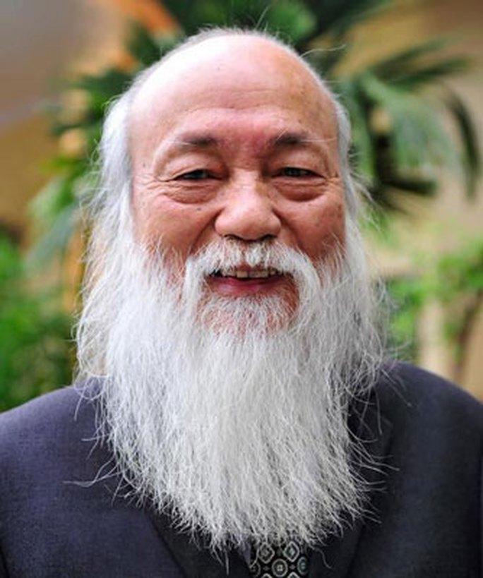 PGS Văn Như Cương: Một người thầy đặc biệt - Ảnh 1.
