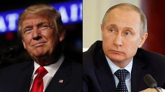 Ông Donald Trump lên kế hoạch gặp ông Putin. Ảnh: Reuters