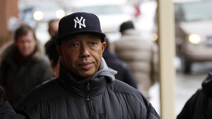 Nghệ sĩ Russell Simmons từ chức sau cáo buộc về tình dục - Ảnh 1.