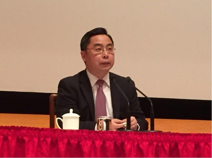 Trung Quốc dọa tấn công Đài Loan nếu tàu chiến Mỹ viếng thăm - Ảnh 1.