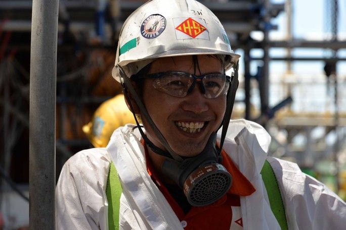 Ngắm bên trong công trường bảo dưỡng Nhà máy lọc dầu hàng tỉ USD - Ảnh 6.