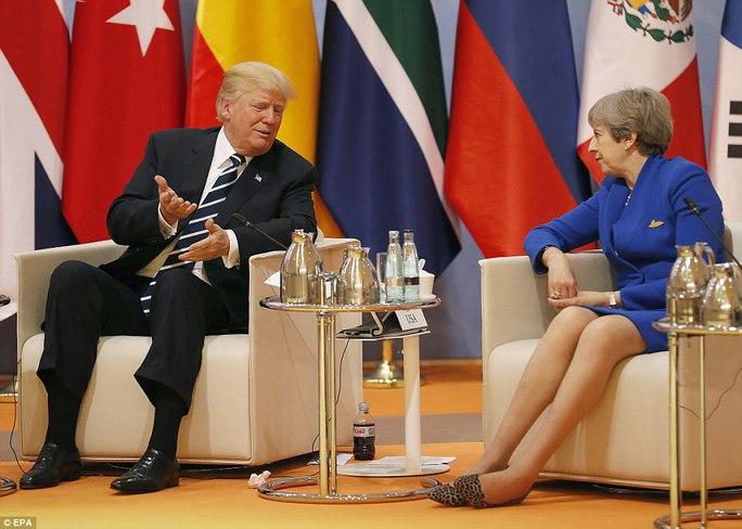 Tổng thống Mỹ - Nga lần đầu gặp nhau - Ảnh 7.