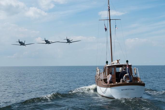 Cuộc di tản Dunkirk xứng đáng mưa lời khen - Ảnh 3.