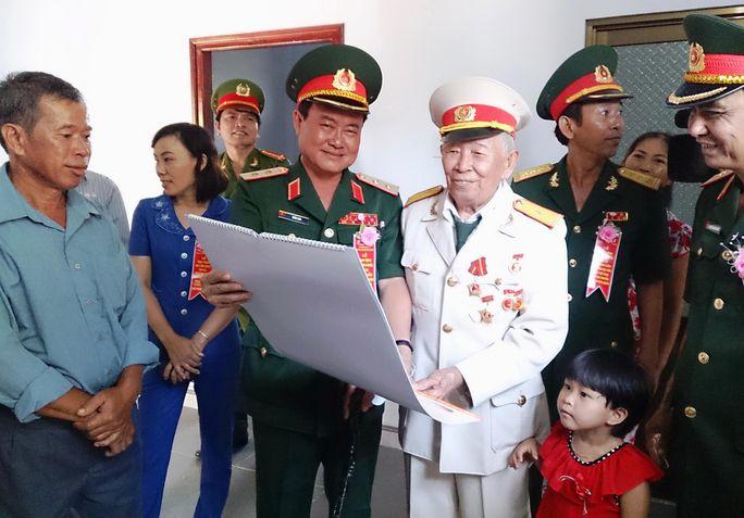 Người lính già kể chuyện Đại tướng - Ảnh 2.