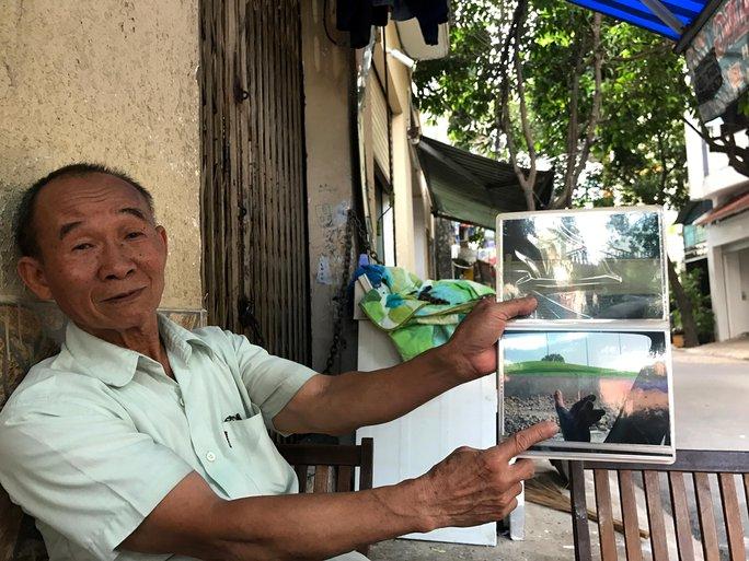 Gặp người đột nhập sân golf Tân Sơn Nhất - Ảnh 1.