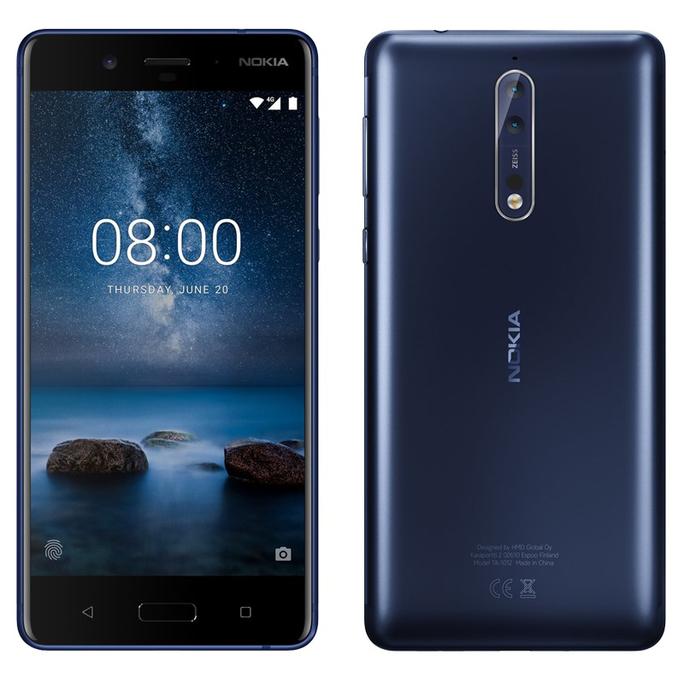 Nokia 8 đã có mặt tại Việt Nam - Ảnh 1.
