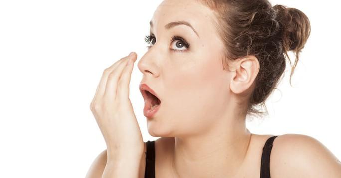 Chẩn đoán ung thư phổi qua… mùi hơi thở - Ảnh 1.