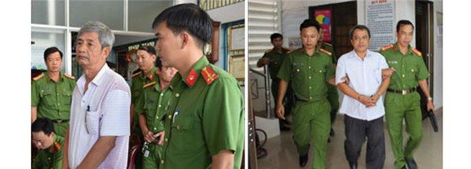 Bắt phó giám đốc và nguyên giám đốc Sở KH-CN Trà Vinh - Ảnh 1.