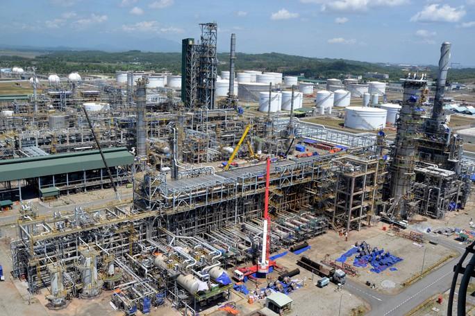 Ngắm bên trong công trường bảo dưỡng Nhà máy lọc dầu hàng tỉ USD - Ảnh 4.