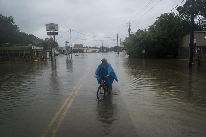 Mỹ: Bức ảnh gây sốc trong bão Harvey - Ảnh 6.