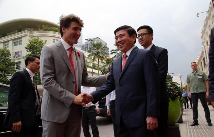 Thủ tướng Canada: TP HCM có nhiều cơ hội phát triển - Ảnh 3.