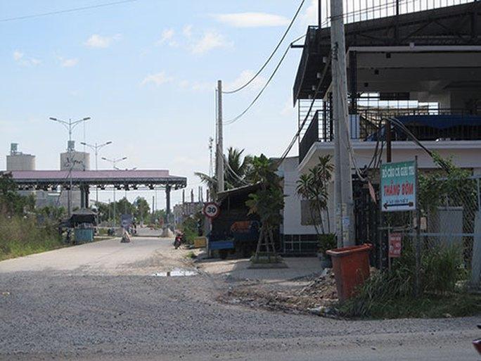 Trạm nghiền Phú Hữu của Xi măng Hà Tiên ở TP HCM