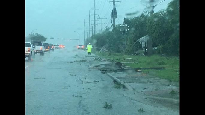 Tấm ảnh ám ảnh của nạn nhân thiệt mạng trong bão Harvey - Ảnh 3.