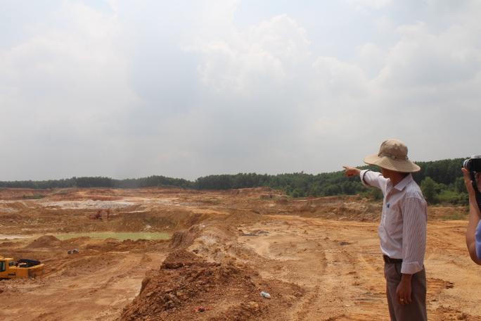 Cận cảnh khu mỏ đá và trạm BOT liên quan phó bí thư Đồng Nai - Ảnh 7.