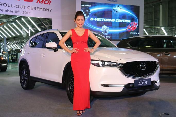 Thaco ra mắt ô tô Mazda CX5 mới giá từ 859 triệu đồng - Ảnh 4.