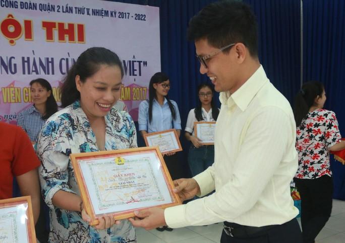 Vòng chung kết hội thi Công đoàn đồng hành cùng hàng Việt - Ảnh 1.