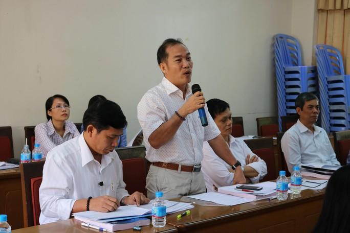 Đại biểu góp ý cho dự thảo Bộ Luật Lao động sửa đổi