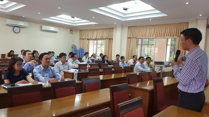 Tập huấn về bảo vệ môi trường tại doanh nghiệp - Ảnh 1.