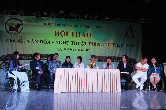 Các đạo diễn, diễn viên Việt Nam - Hàn Quốc giới thiệu về chương trình