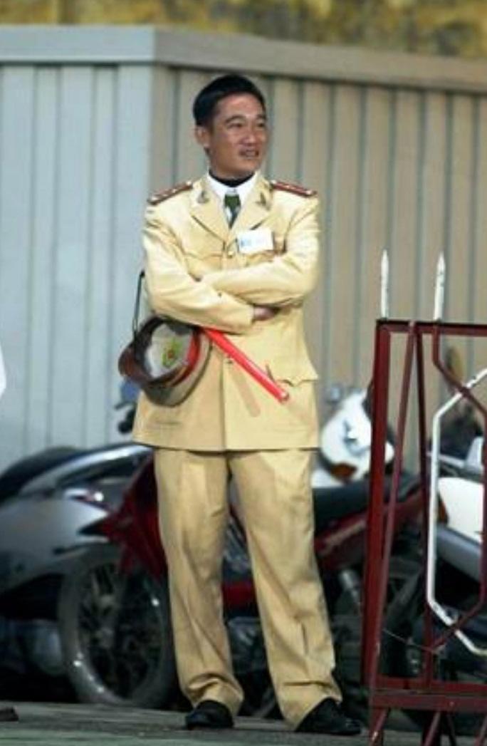 Danh thủ mưu sinh trái nghề: CSGT Vũ Minh Hiếu - Ảnh 1.