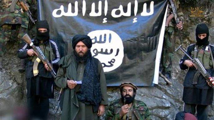 Chiêu thức mới của IS: Chuyển hướng Pakistan, Afghanistan - Ảnh 1.