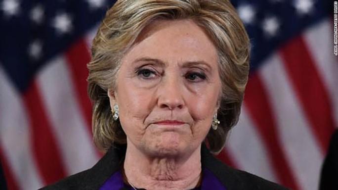 Hillary Clinton - Nỗi đau khôn nguôi - Ảnh 1.