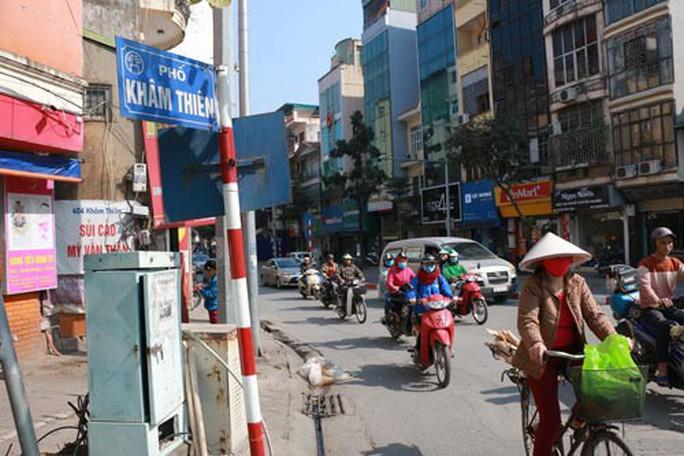 45 năm Hà Nội - Điện Biên Phủ trên không: Nỗi đau Khâm Thiên - Ảnh 2.