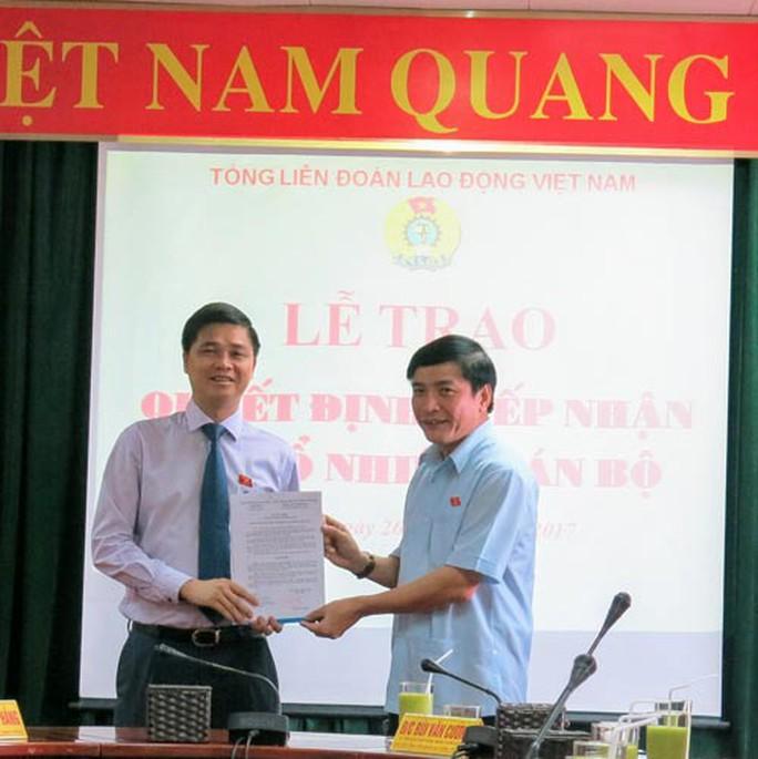 Ông Ngọ Duy Hiểu giữ chức Trưởng Ban Quan hệ lao động, Tổng LĐLĐ Việt Nam - Ảnh 1.