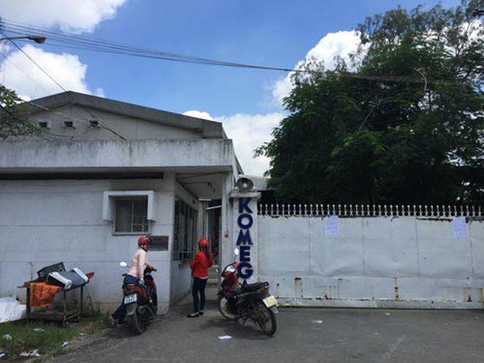 Komega Sports Việt Nam cam kết bảo đảm quyền lợi công nhân - Ảnh 1.
