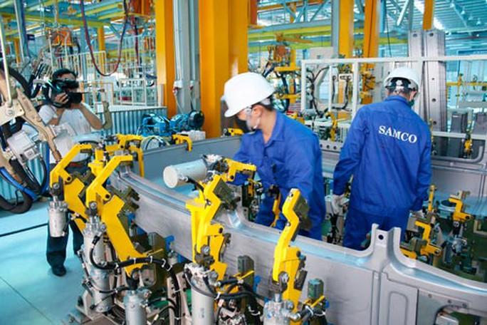 Góp phần nâng cao trình độ cho người lao động là mục tiêu của Công đoàn SAMCO