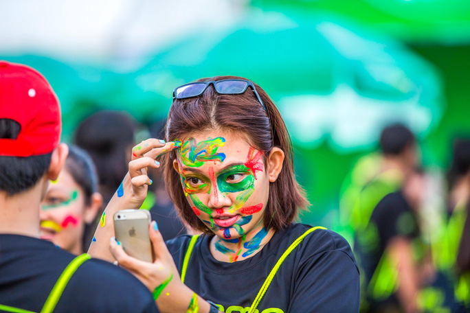 Sắc màu PRISMA mở màn mùa lễ hội thể thao - du lịch cuối năm - Ảnh 1.